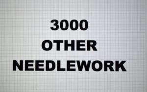 3000-00.OTHER NEEDLEWORK