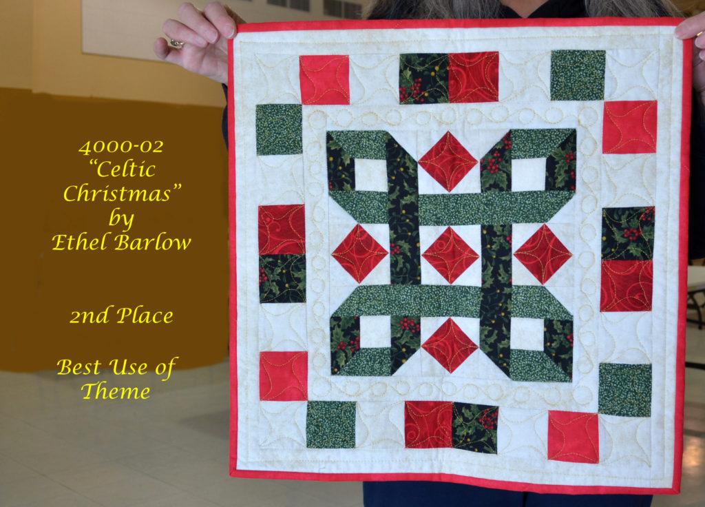 4000-02 Celtic Christmas