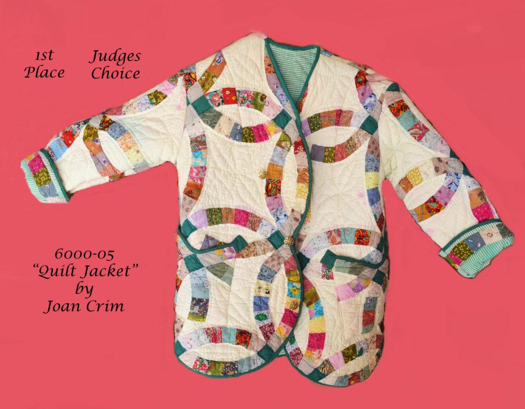 6000-05 Quilt Jacket