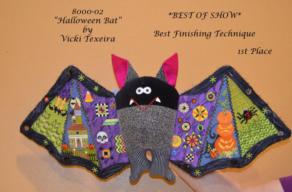 8000-02 Halloween Bat (Show)